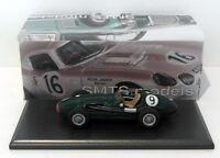 SMTS 1/43 Scale White Metal BP10 - 1954 Maserati 250F #9