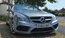 Mercedes-Benz E Class 2013 Diesel E250 CDI AMG Sport 2dr 7G-Tronic Convertible