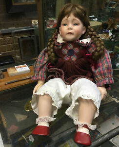 Vintage Hillview Lane Crying Doll