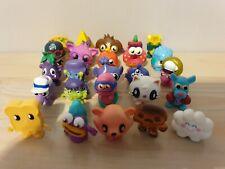 BUNDLE #6 - Moshi monsters bundle OF 25 figures AS SEEN IN PHOTOS USED