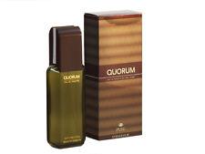 Antonio Puig quorum eau de toilette 100 ml señores perfume nuevo + embalaje original