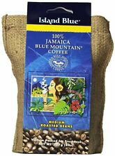 100 percent jamaica blue mountain coffee whole roasted beans island blue 8 oz