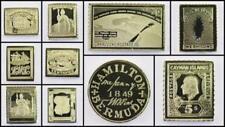 Colecciones y lotes de sellos del Caribe