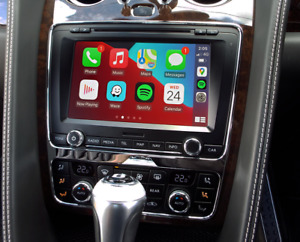 BENTLEY WIRELESS APPLE CARPLAY/ANDROID AUTO 2012-17 CONTINENTAL FLYING SPUR