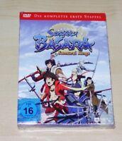 Sengoku Basara Samurai Kings Completa Prima Stagione Limitata DVD Edition Nuovo