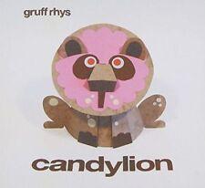 Candylion 5050159837120 by Gruff Rhys CD