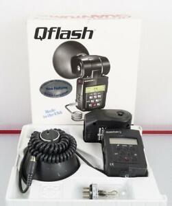 Quantum T5D-R Q Flash w/ Box g10