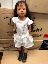 Heidi Plusczok ⭐️⭐️ Vinyl Doll 57 Cm. ⭐️⭐️ Top Condition