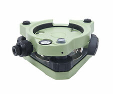 AdirPro Green Tribrach with Optical Plummet, Surveying, Topcon, Leica, 705-03