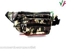 marsupio borsa borsello tracolla mimetica militare caccia  regolabile bags man