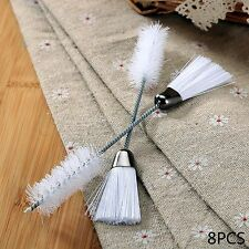 8pcs Sewing Machine Lint Cleaning Brush for BROTHER SINGER JANOME BERNINA ELNA
