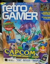 Retro Gamer magazine #217 2021 Capcom an Arcade Legacy Cover #4 Bionic Commando