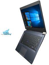 """Toshiba Portege X30 13.3"""" Full-HD Touch i7 3.9GHz 512GB SSD 16GB Laptop W10P"""
