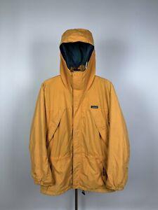 Men's Patagonia GoreTex Waterproof,Windbreaker Hooded Jacket,Size XL,Activewear