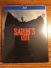 Salem's Lot Blu-ray Collector's Edition STEELBOOK Stephen King HORROR NEW SEALED