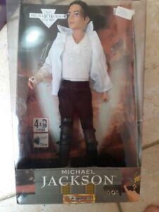 street life Michael Jackson doll that plays Black or White