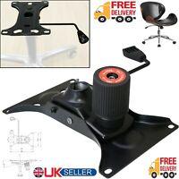 Home Office Chair Replacement Metal Base Plate Tilt Lock Raiser Lever Mechanism