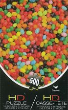 Colorful Jelly Beans HD 500 Piece Puzzle
