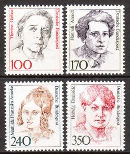 BRD 1988 Mi. Nr. 1390-1393 Postfrisch LUXUS!!!