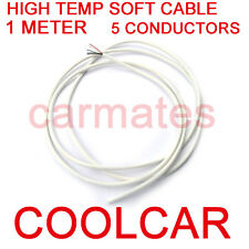 1 Meter Soft Cable for Soldering Rework Station Iron HAKKO ATTEN Weller Goot 938