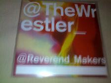 REVEREND & THE MAKERS - THE WRESTLER - 2012 PROMO CD SINGLE