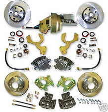 1961-62 Thunderbird Complete Front & Rear Disc Kit