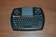 SMK-LINK VP6364 Black Wireless Ultra-Mini Touchpad Keyboard *Missing USB* #16