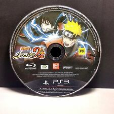 Naruto Shippuden: Ultimate Ninja Storm 2 (Sony PlayStation 3) DISC ONLY #9676
