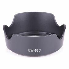 EW-63C EW63C Camera Lens Hood for Canon EF-S 18-55mm f/3.5-5.6 IS STM