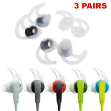 Soft Replacement Earbuds Tips For BOSE QC20i QC20 Quiet Comfort Earphones 3 Pair