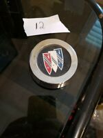 FOUR CENTER CAP OR WHEEL COVER MEDALLIONS BUICK  1972 1973 1974 1975  to 1990