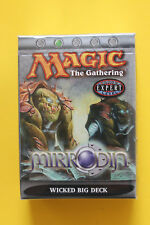 MAGIC MIRRODIN Wicked Big ENG [The Gathering MAZZO Verde Green DECK MTG] Sealed