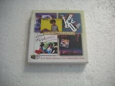 """B.B.& Q. BAND / ALBUM COLLECTION + 12"""" INCH MIXES - Made in Italy 5 CD MINI LP"""