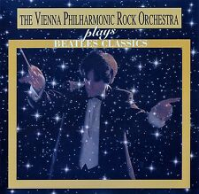 THE VIENNA PHILHARMONIC ROCK ORCHESTRA PLAYS BEATLES CLASSICS / CD - TOP-ZUSTAND