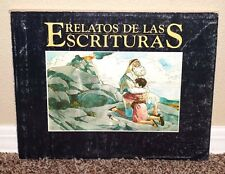 Illustrated Scripture Stories for Young Erelatos De Las Escrituras Spanish LDS