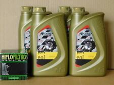 ENI  I-Ride 10W-60 Racing Öl / Filter Aprilia SMV 750 Dorsoduro Factory