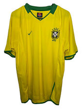 Nike Brazil Kaka 8 Jersey National Team Soccer Medium