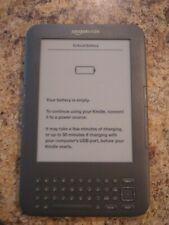 Amazon Kindle Keyboard (3rd Generation) 4GB, Wi-Fi, 6in - (D00901)