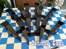 "Baccarat Wheels ""Phang"" Black Insert #A2130C-2 Custom Wheel Black Inserts (6)"