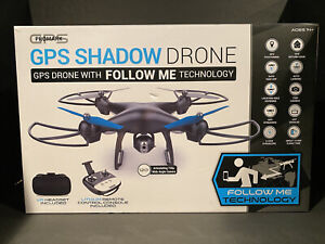 ProMark P70-GPS Shadow Drone with Follow Me Technology Brand New in Original Box