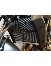 YAMAHA MT07 MT-07 NEW RADIATOR COVER GUARD / GRILL IN BLACK