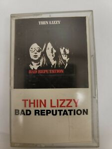 Thin Lizzy: Bad Reputation cassette, Good condition