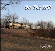 Train Sounds On CD: On The Hill - BNSF and UP coal trains on a heavy grade