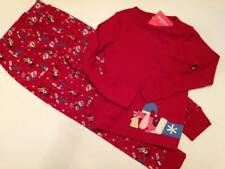NWT Gymboree Holiday 2pc Pajamas Red Presents Puppy Dog Size 4