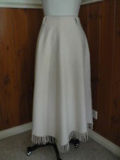 Country Road Long Solid Skirts for Women