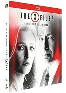 The X-Files Saison 11 Série DVD Version Française VF Version Originale US VOSTFR