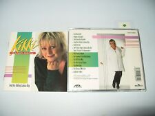 Kikki Danielsson Jag Ska Aldrig Lamna Dig 14 Tracks cd 1993 Near Mint +Condition
