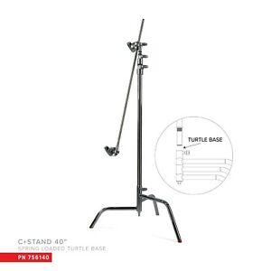 Matthews C Stand with Turtle Base and Grip Arm Kit
