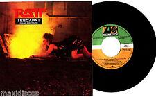 "7"" - Ratt - ¡Escapa! (Round And Round) SPANISH PROMO SINGLE EDIT.1984 NEAR MINT"