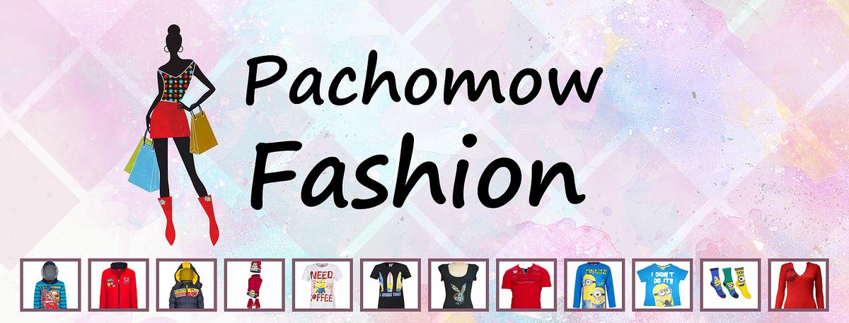 Anastasia Pachomow Fashion